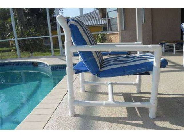 Free Plans For Pvc Patio Furniture