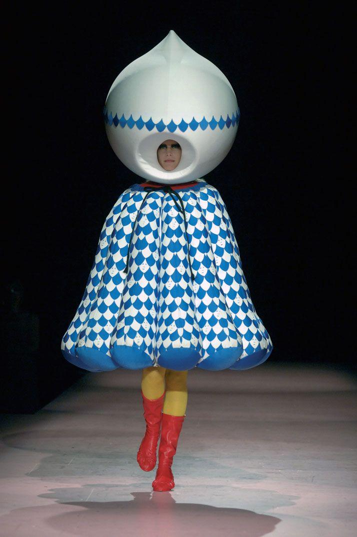 Seo Hideki This is fashion, people...THIS IS FASHION... :-)