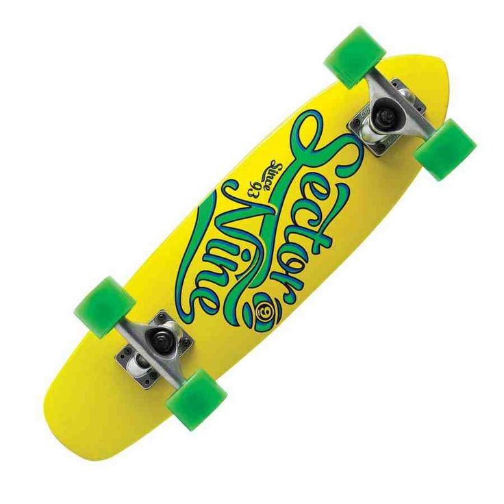 Sector Nine Longboard Decks
