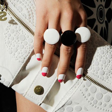 34 best NYFW New York Fashion Week Nails images on ...