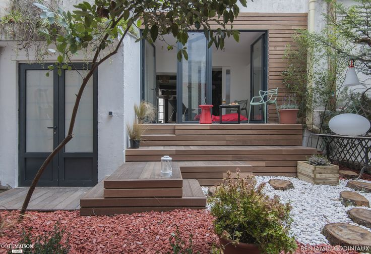 93 best Idée exterieur - jardin et terrasse images on Pinterest - Extension Maison Prix Au M