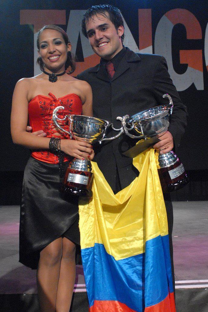 Campeones Mundiales de Tango 2006