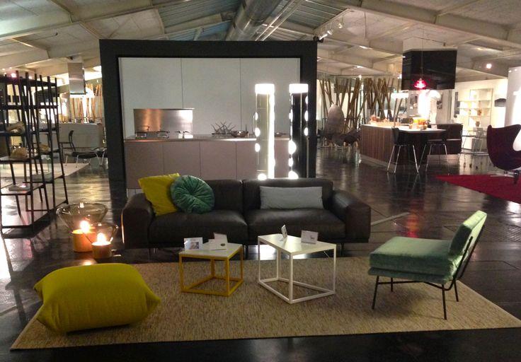 Arflex - Wonderful showroom Arcadia meubles Gevene CH