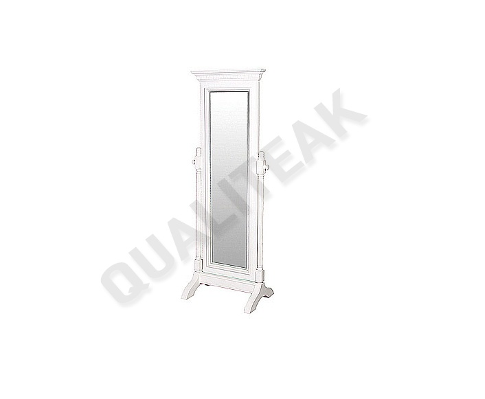 Please contacts us for asking detail about Georgian White Cheval Mirror