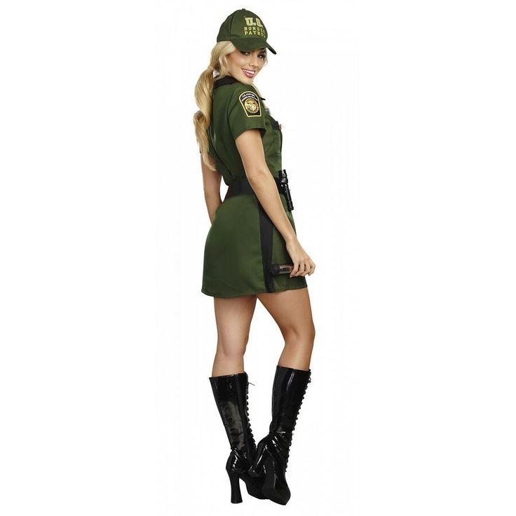 Border patrol adult