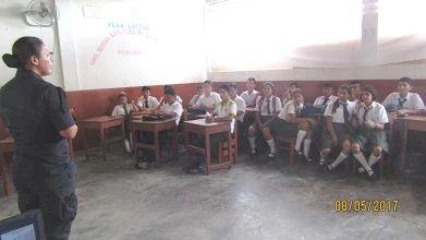 Foto: POLICIA NACIONAL DEL PERU-OPC PADRE ABAD/AGUAYTIA