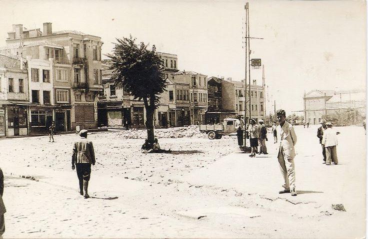 Kadıköy, 1950, R. Sertaç Kayserilioğlu kolleksiyonundan, Eski İstanbul albümünden fotoğraf - Google Fotoğraflar