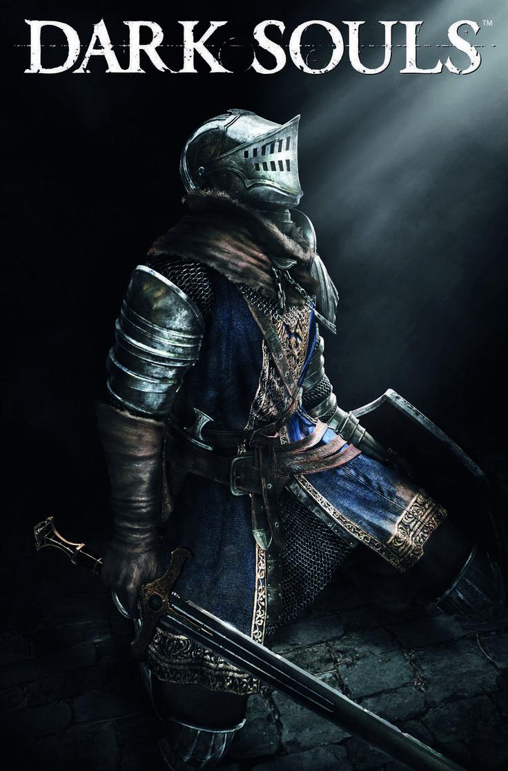 Dark Souls receberá história em quadrinhos oficial