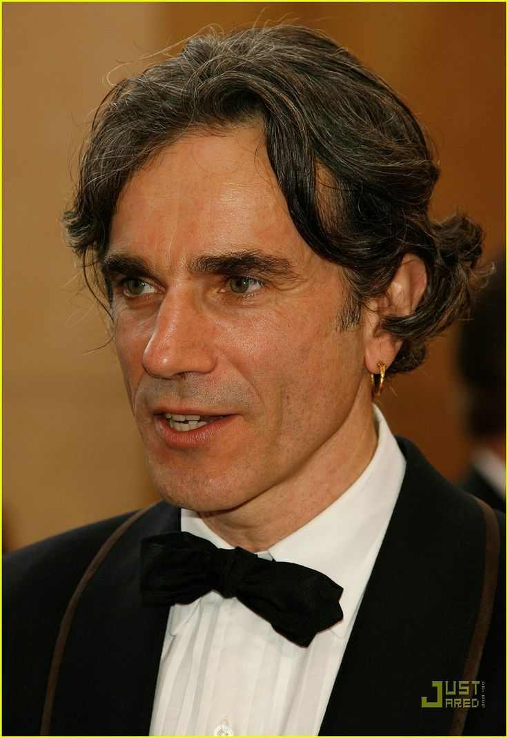 Daniel Day-Lewis @ Oscars 2008 | daniel day lewis oscars 2008 04 - Photo