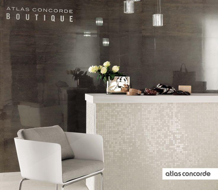 #MARK gypsum and tobacco   #Floor design   #AtlasConcorde   #Tiles   #Ceramic   #PorcelainTiles