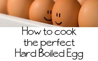 how to boil the perfect egg! Perfect for dying your own easter eggs!