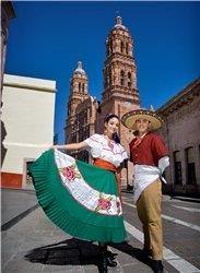 Мексиканский народный костюм в картинках