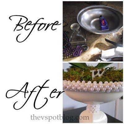 repurposing trash and crap... a pedestal bowl craftermindsRepurposing Trash, Decor Bowls, Crafts Ideas, Pedestal Bowls, Repurpoed Trash, Glow Jars, Gift Cards, Recycle Crafts, Diy