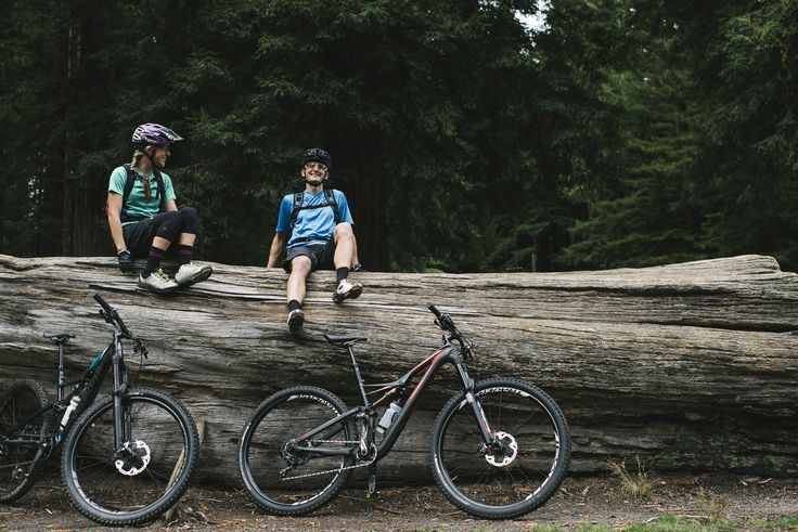 The Rhyme and the Stumpjumper FSR are the perfect tools to tackle the New Zealand trails.
