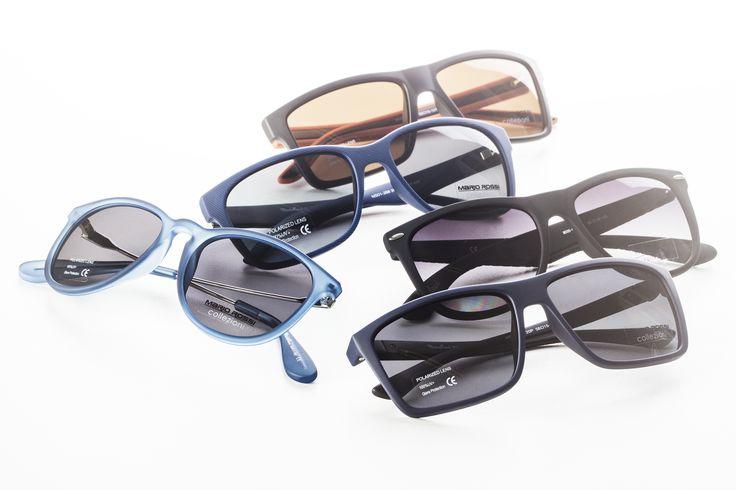 Polarizační sluneční brýle Mario Rossi.