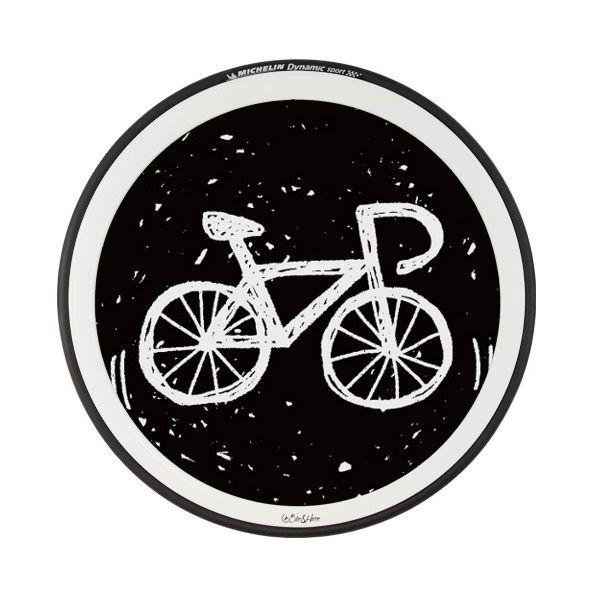 """Cuadro """"Draw Bike""""   Bike&Home"""
