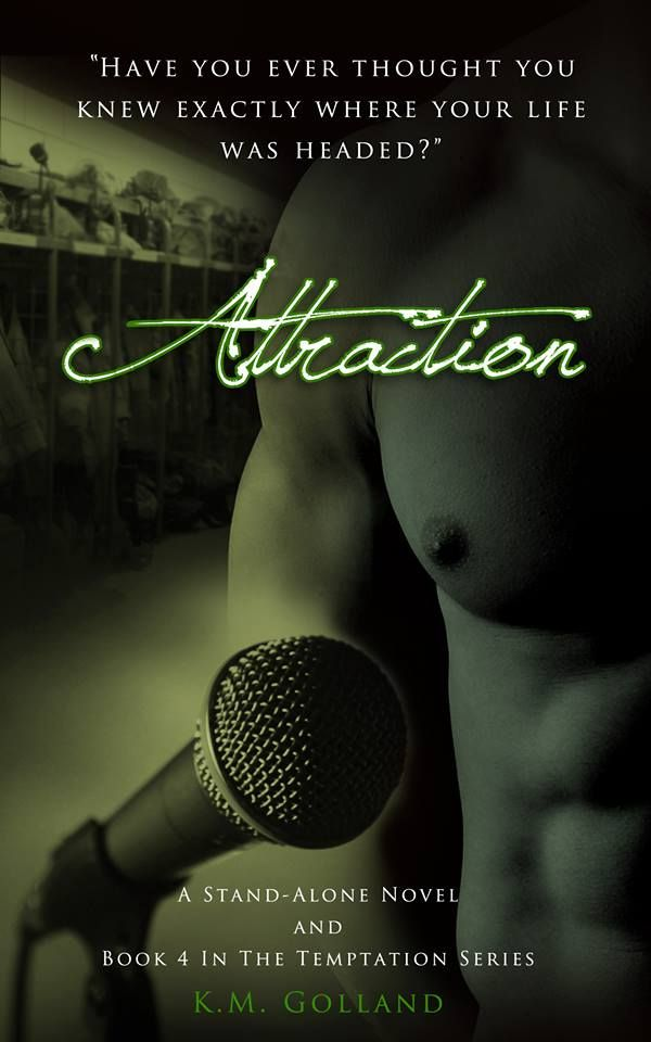 International Attraction Cover