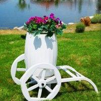 İlginç Bahçe Süsleri İle Harika Bahçeler   Dekorasyon Önerileri Ev Dekorasyon Fikirleri