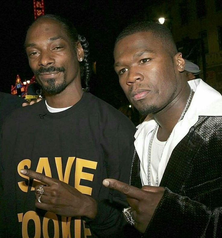 50 Cent and Snoop Dogg