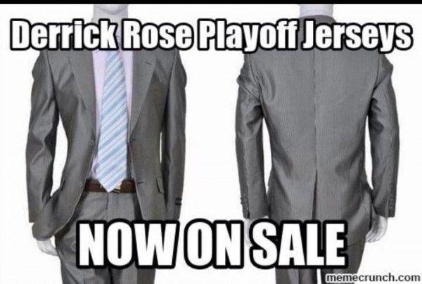33 Best Memes of Derrick Rose Getting Injured Again