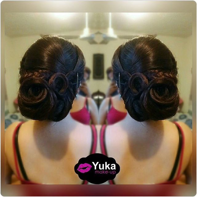 💋Recogido con trenza de espiga❤!  #culiacan  sin relleno ,sin cardar 100% su cabello .  Si tienes abundante cabellera animate! Y peinate asi 😍  Realiza tu cita de belleza📱6699415513
