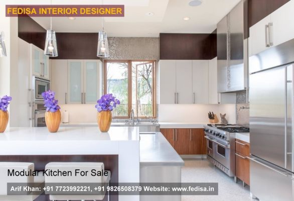 Virtual Kitchen Designer & Decoration Pictures | Fedisa ...