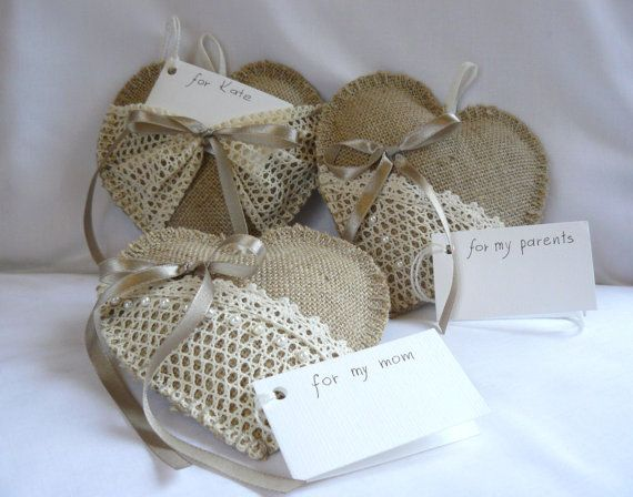 Items similar to Hearts pillows, Shabby Valentines Pillows, linen hearts, set of 3 on Etsy