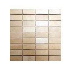 Tau Corten Beige Mosaico 30x30 cm