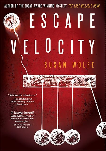 """Books Direct: """"Escape Velocity"""" by Susan Wolfe"""