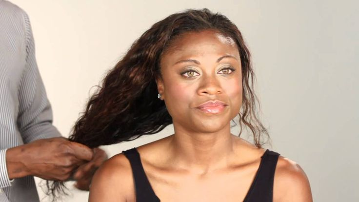 How Do I Use a Flat Iron on African-American Hair
