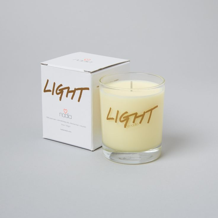 This blissful candle was designed by Nadia Narain. The Light…