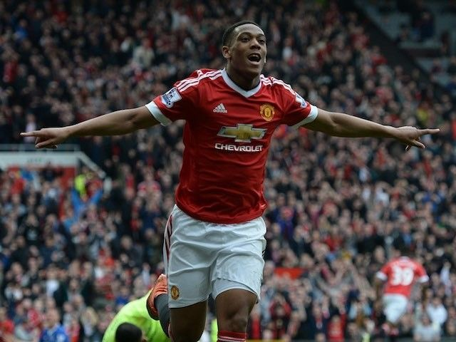 Team News: Anthony Martial fit for Manchester United's clash against West Ham United