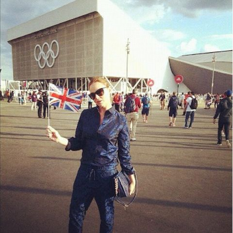 Stella McCartney and Adidas are teaming up again to design the uniforms for the athletes of Great Britain for the Rio 2016 Olympic Games following the success of her London 2012 apparel.