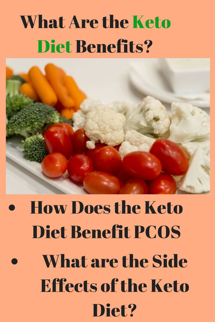 What Are The Benefits Of A Keto Diet