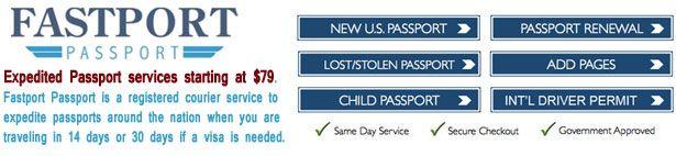Lander Passport Offices