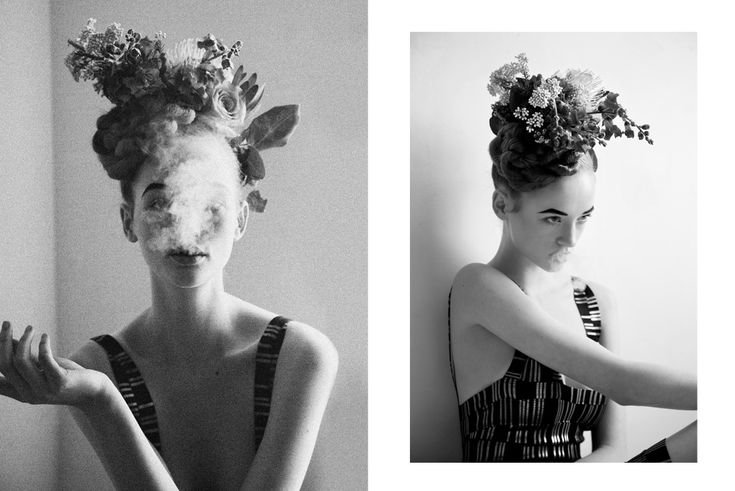 Lost In Reverie, fashion editorial by Kate Edwards