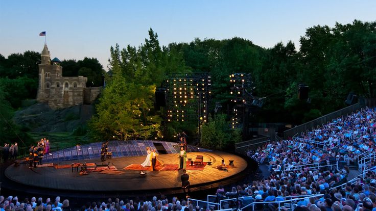 The complete guide to Shakespeare in the Park in NYC