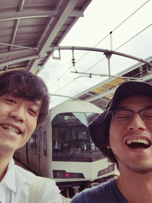 昨日のモンバス組。 高松→岡山へ向かいます♪