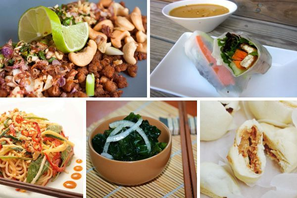 11 Delicious Asian-Inspired Vegan Recipes | Save and organize your favourite recipes on your iPhone and iPad with @RecipeTin! Find out more www.recipetinapp.com #recipes #vegan