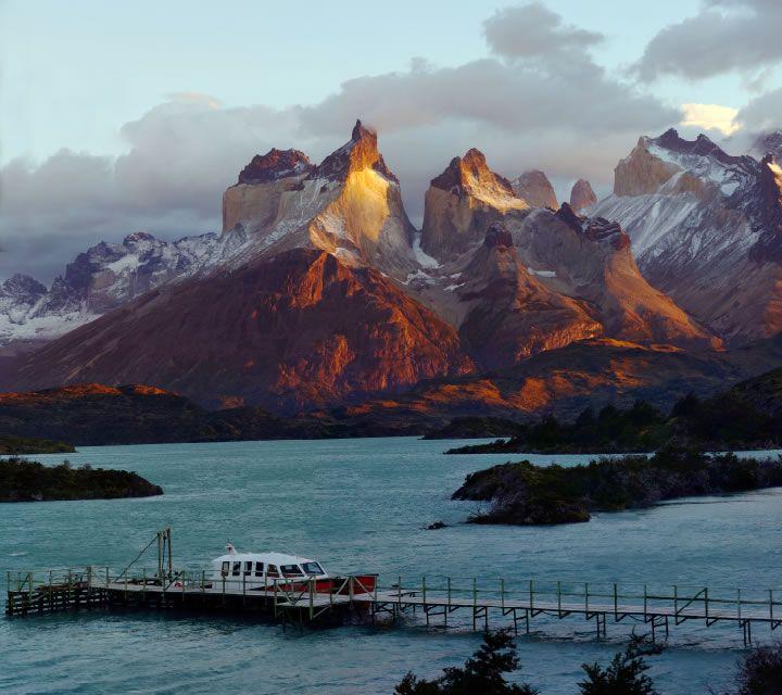 CHILE & ARGENTINA - Patagonia Hiking