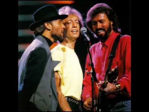 ▶ Bee Gees - Emotion - YouTube