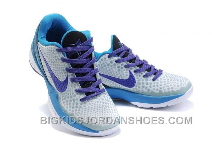 http://www.bigkidsjordanshoes.com/cheap-kids-kobe-shoes-6-vi-purple-royal-blue-white.html CHEAP KIDS KOBE SHOES 6 VI PURPLE ROYAL BLUE WHITE Only $85.00 , Free Shipping!
