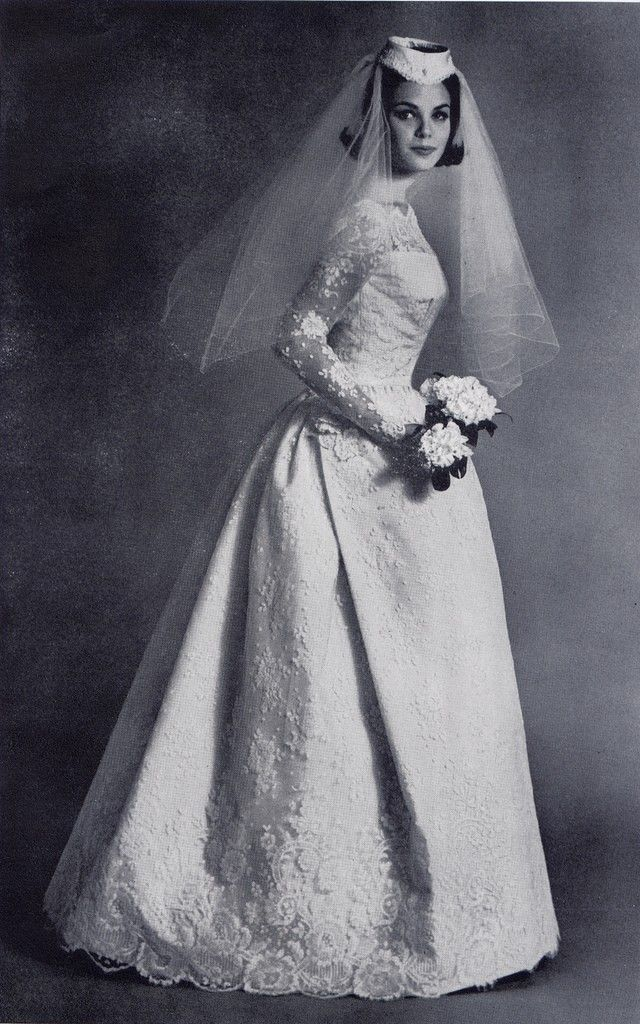 1963 wedding dress old fashioned blushing bride for 60s style wedding dresses