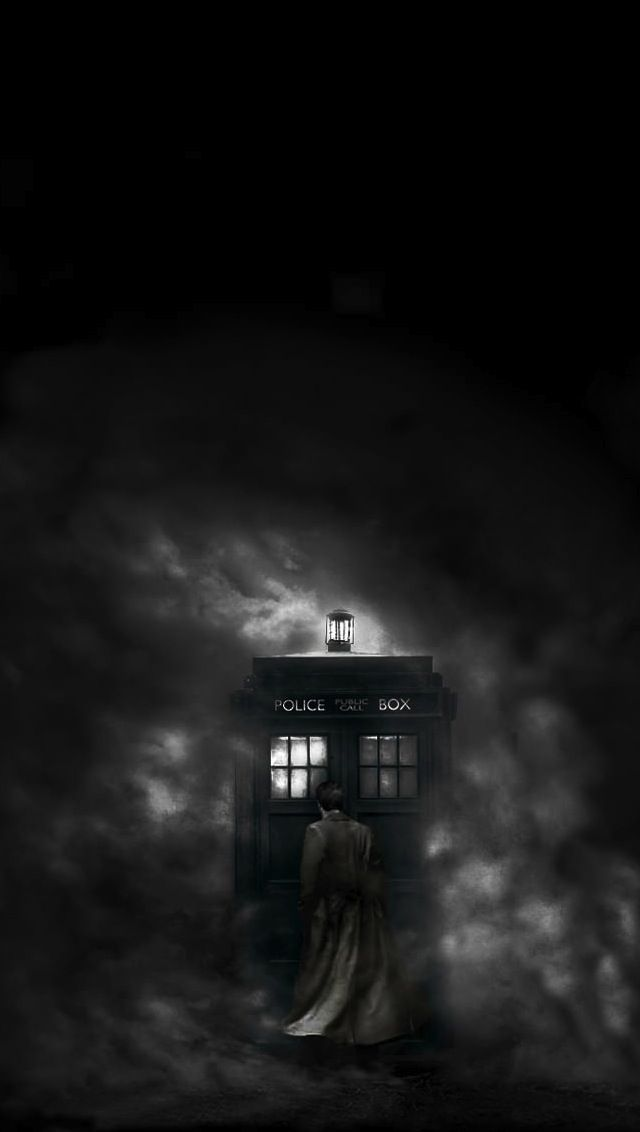 beautiful 10th doctor tardis art doctor who. Black Bedroom Furniture Sets. Home Design Ideas