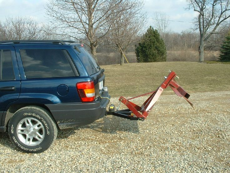 3 Point Hitch Truck : Check out http hitch n plow this patented product