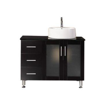sink and vanity set. Best 25  Single sink vanity ideas on Pinterest bathroom Bathroom with drawers and vanities