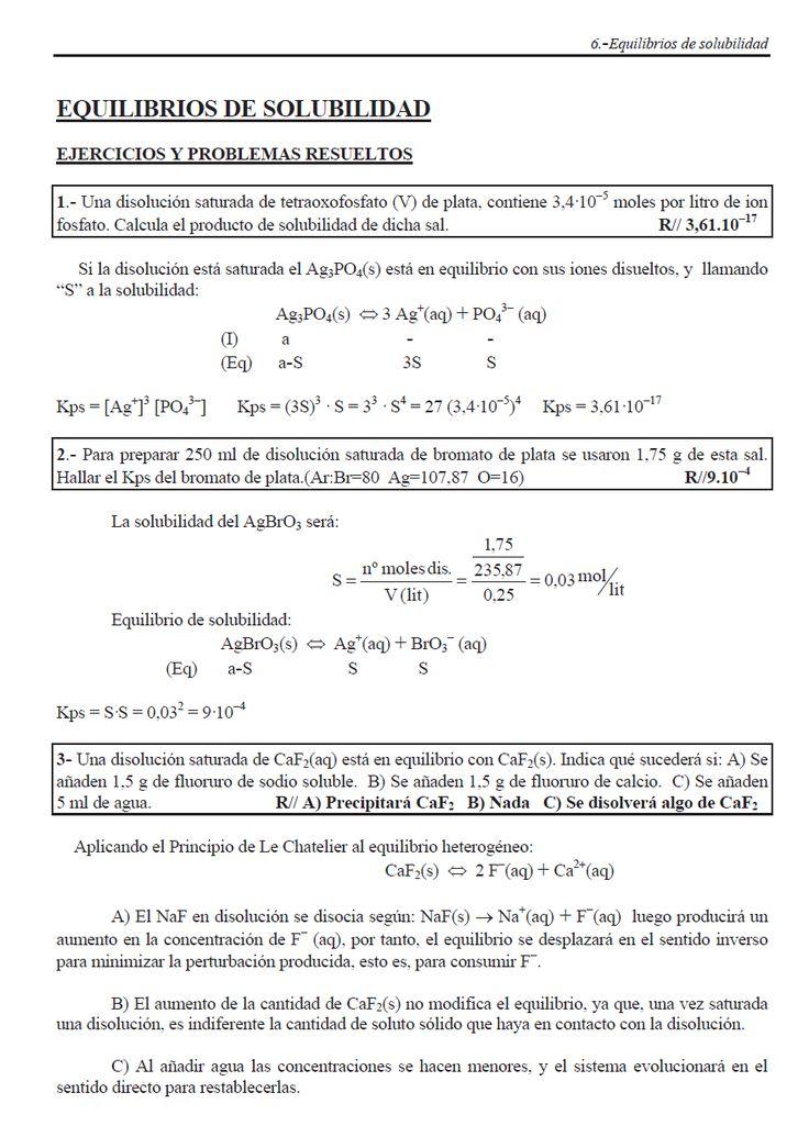 Resultado de imagen de tabla periodica Curso CSIF FISICA Y - solubility chart example