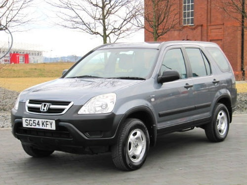 honda crv 2.0 i-vtec es review