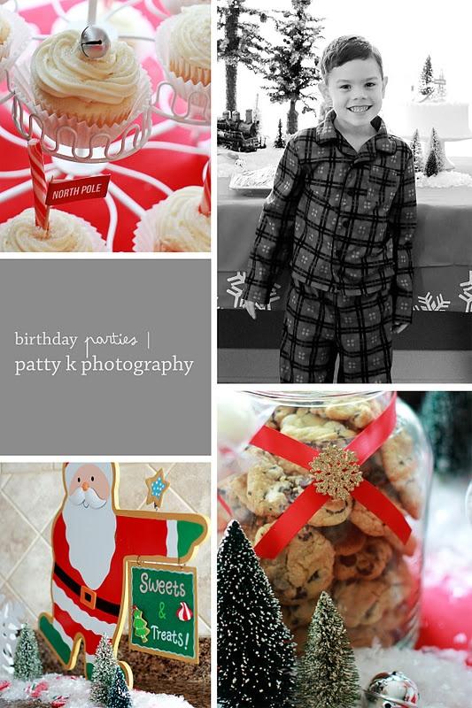 Polar Express Christmas Party Ideas Part - 28: Polar Express Birthday Inspiration. Polar Express Christmas PartyPolar ...