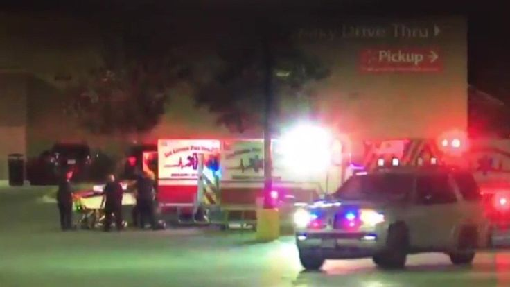 San Antonio: Eight found dead in truck in Walmart car park https://tmbw.news/san-antonio-eight-found-dead-in-truck-in-walmart-car-park  Eight people have been found dead inside a trailer truck parked outside a Walmart store in San Antonio, in the US state of Texas, police officials say.Twenty others were in critical or serious condition, some believed to be suffering heatstroke or dehydration, and taken to hospital.Police did not say where the vehicle came from, but confirmed that the driver…